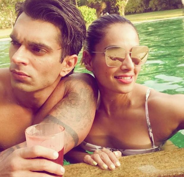 Bipasha And Karan Celebrating Anniversary In Goa