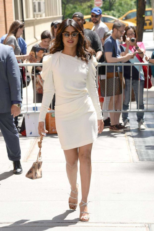 Priyanka Chopra At 'The View' TV Show