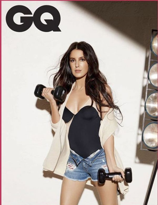 Katrina's Sister Isabelle Kaif Shoots For GQ India