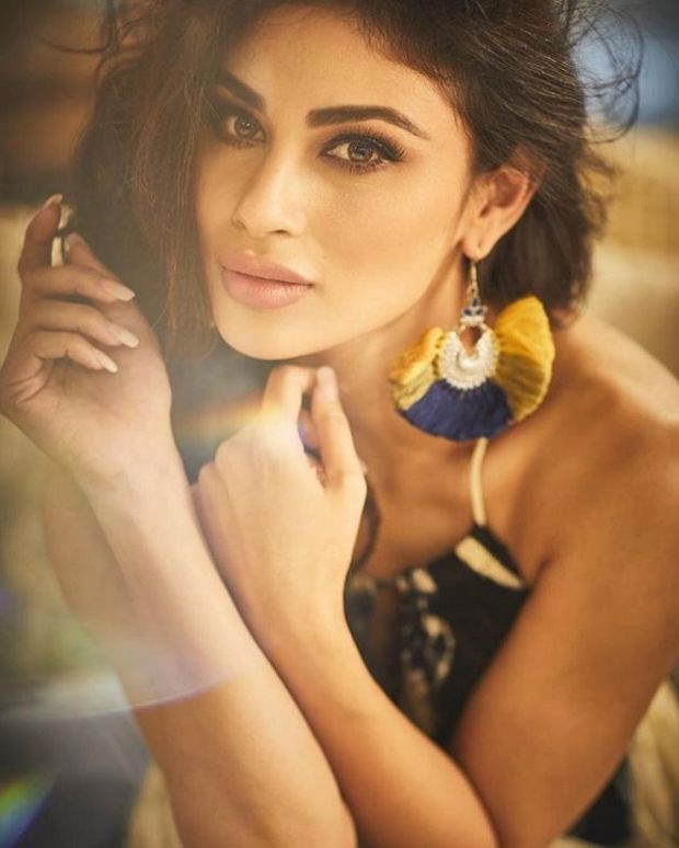 Mouni Roy Photoshoot For Aza Fashion's Lifestyle Magazine