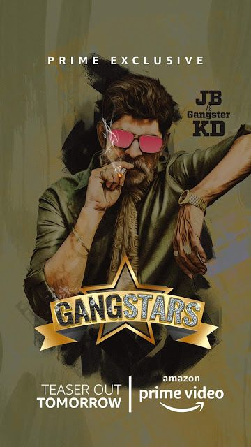 'Amazon Prime Web Series 'GangStars'- Wiki Plot, Story, Star Cast, Promo, Watch Online, Amazon Prime, Youtube, HD Images
