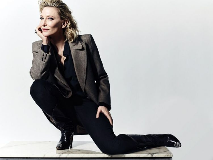 Cate Blanchett Photoshoot For Variety Magazine