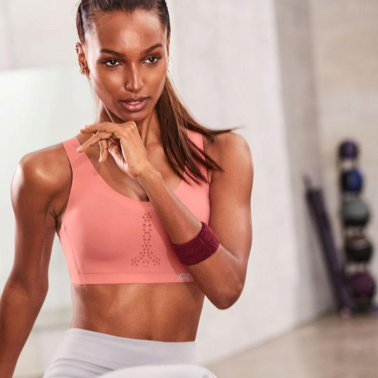 Jasmine Tookes Photoshoot For Victoria's Secret May 2018