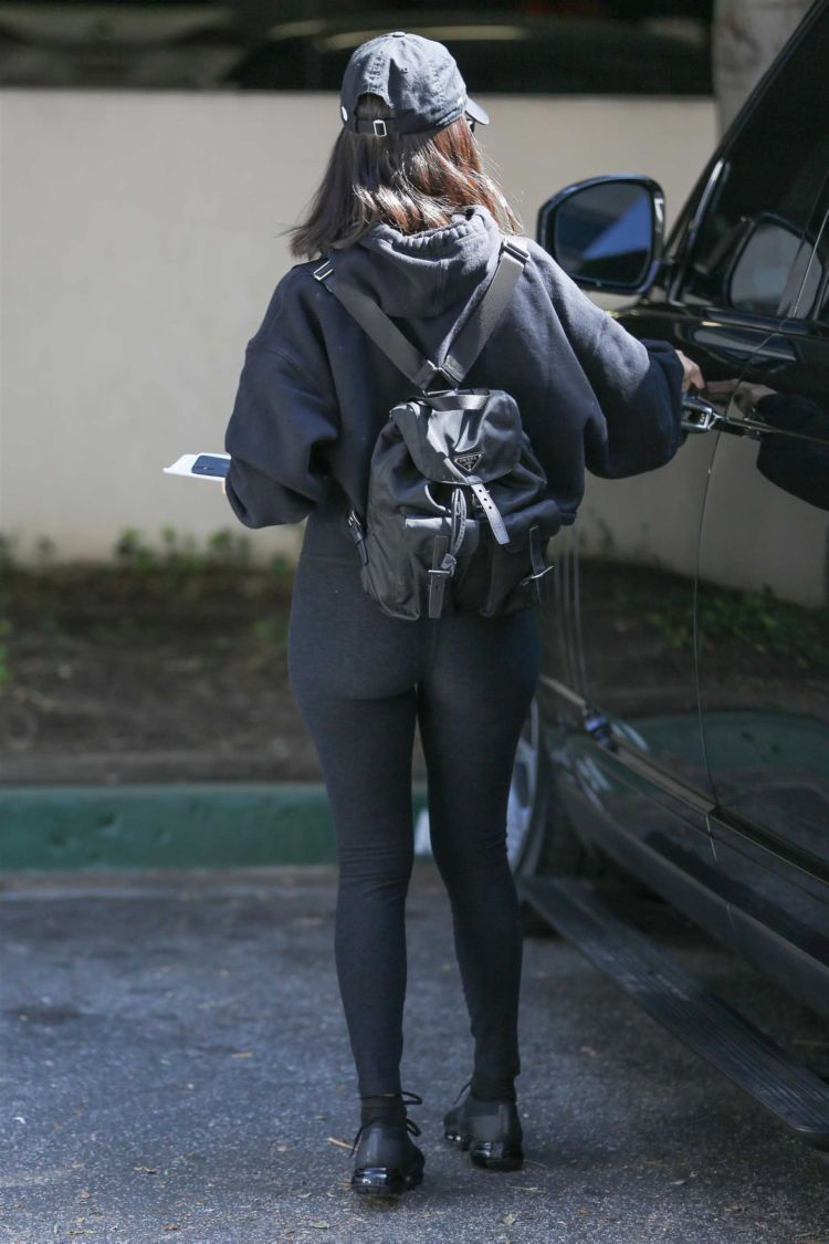 Kourtney Kardashian Out And About Candids In LA