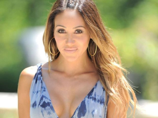 Melissa Gorga Filming 'The Real Housewives Of New Jersey
