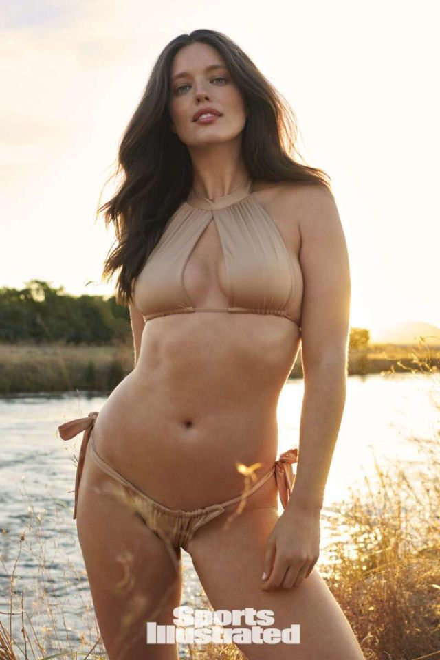 Emily Didonato Shoots For Sports Illustrated Swimsuit 2021