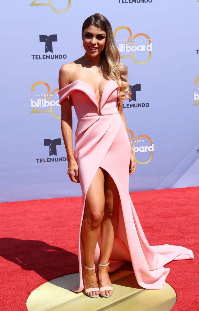 Paula Galindo Looked Amazing At The Billboard Latin Music Awards