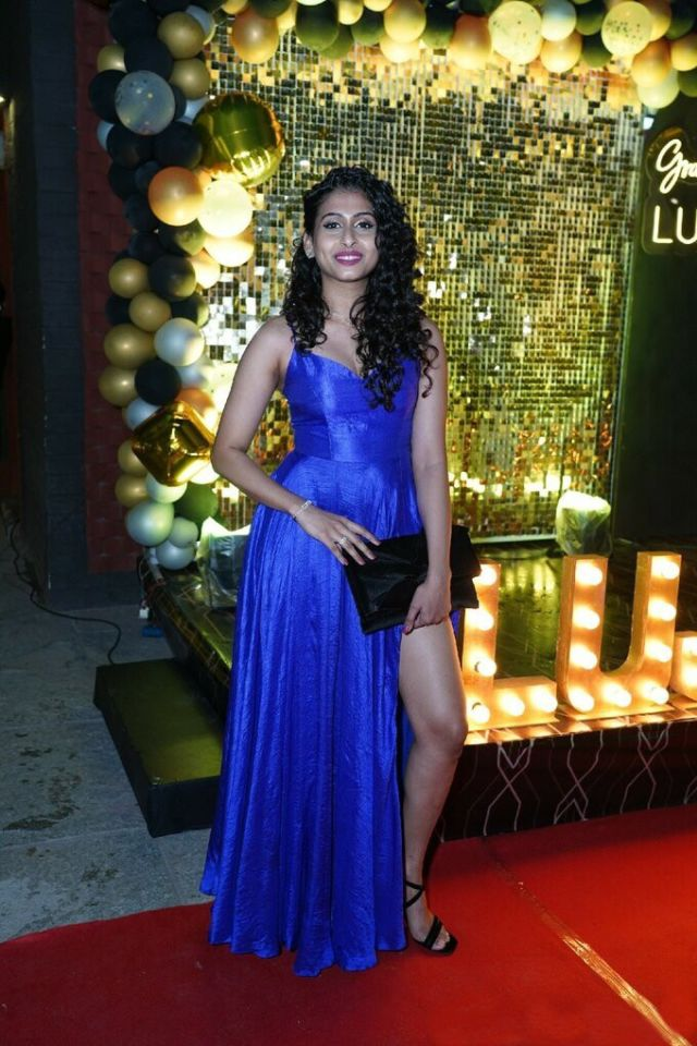 Indian Celebs At Lujobox Kiosks Launch Party