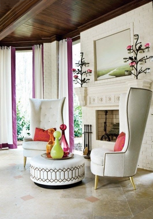 Modern Wingback Chairs To Give Your Home A Luxurious Look
